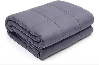 Sakura Home Australia Weighted Blanket Dark Grey 9kg