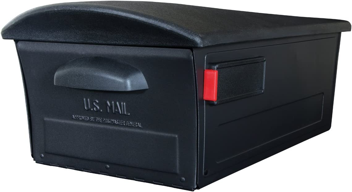 Gibraltar Mailboxes Mailsafe Max 65% OFF Large Plastic Capacity Rust-Proof B Same day shipping