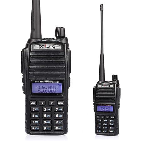 BAOFENG UV-82 VHF UHF FM Transceiver Dual Band Two Way Radio