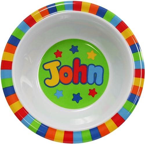 barato en alta calidad My Name Name Name Bowls John USA Personalized Bowl  descuentos y mas