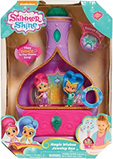 Best shimmer shine jewelry box Reviews
