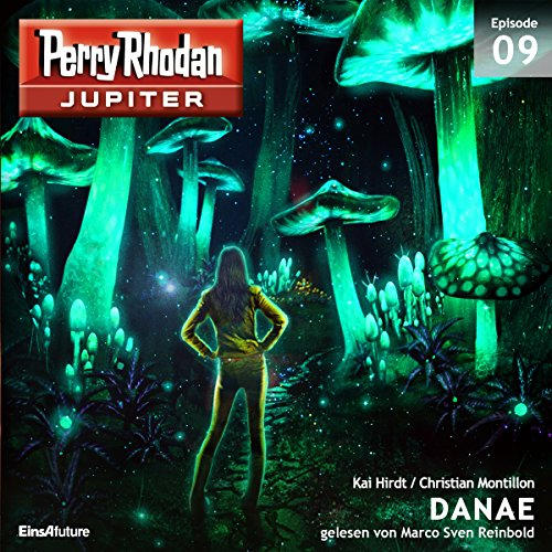 DANAE cover art