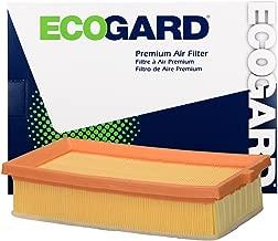 ECOGARD XA10318 Premium Engine Air Filter Fits 2014-2017 Fiat 500L