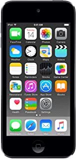 Apple iPod Touch 16GB Space Gray (6th Generation) MKH62LL/A (Renewed)