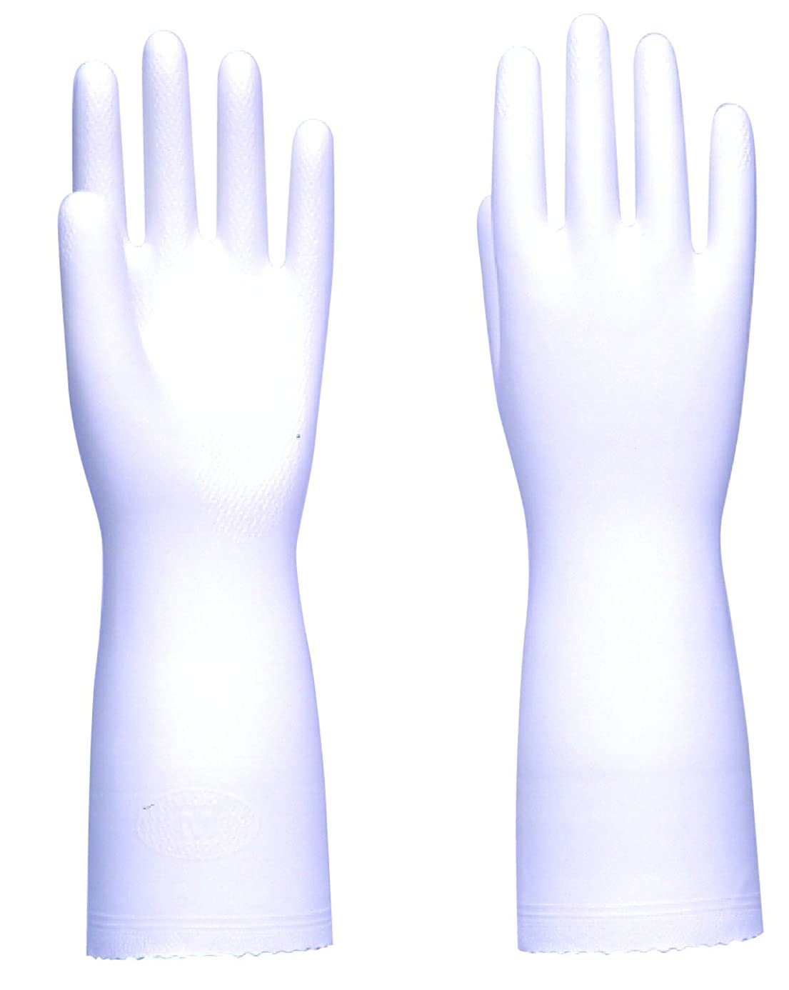 ぼろ民間ゴシップ東和コーポレーション 《掃除用手袋》 ソフトエース ホワイト Mサイズ No.758