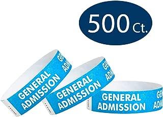 WristCo Blue General Admission 3/4