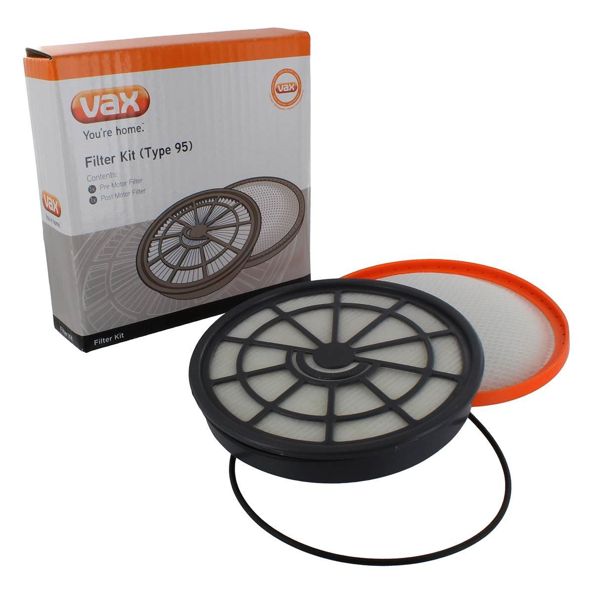 VAX 1-1-134231-00 Aspirador sin bolsa Filtro accesorio y ...