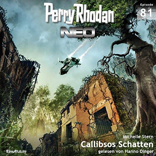 Callibsos Schatten audiobook cover art