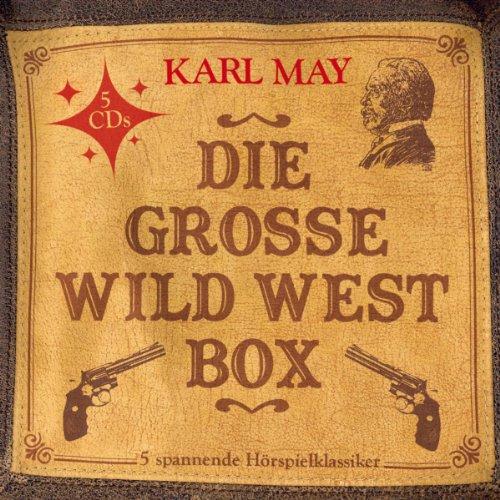 Die große Wild West Box  Titelbild