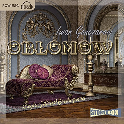 Oblomow audiobook cover art