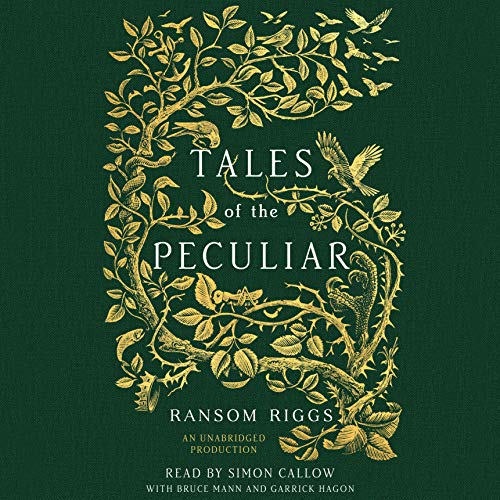 Page de couverture de Tales of the Peculiar