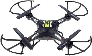 Eshion JJRC H8C RC Drone Explorers 2.4G 4CH 6Axis Gyro RC Quadcopter RTF With HD Camera(Black)