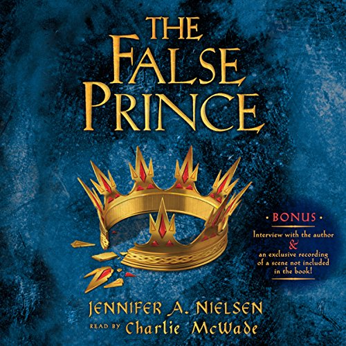Couverture de The False Prince
