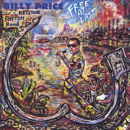 Billy Price and the Keystone Rhythm Band