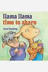 Llama Llama Time to Share Kindle Edition