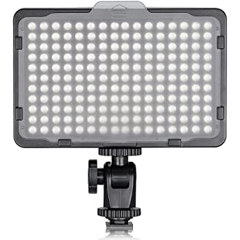Battery NOT Included SMD LED Light Panel for Softer Lighting Photography Ultra Thin Neewer Camera LED Video Light 3200K to 5600K Variable Color Temperature and Dimmable Light T100