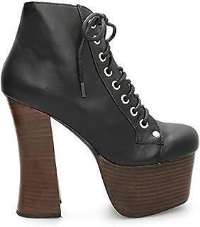 Amazon.it: tronchetti donna 13 cm e più Scarpe da donna