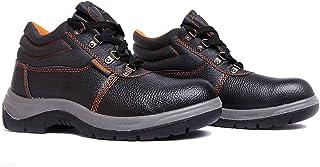 Rockwalker Safety Shoes/Safety Boots 8055, Steel toe & Steel Midsole,