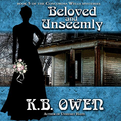 Beloved and Unseemly cover art