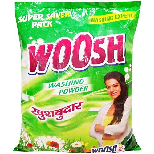 Woosh Detergent Powder, 4kg Pack