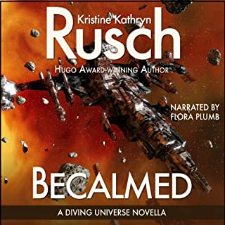 Becalmed: A Diving Universe Short Novel audiobook cover art
