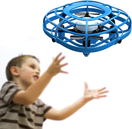 high quality UDIRC outlet sale Flying Toys Mini Drone for Kids or Adults, Hand Operated Drone for Boys or Girls discount with Fan Mode, Altitude Hold outlet sale