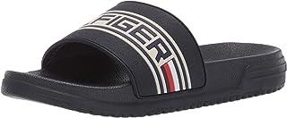 Tommy Hilfiger Kids' Geo Logo Slide Athletic Sandal
