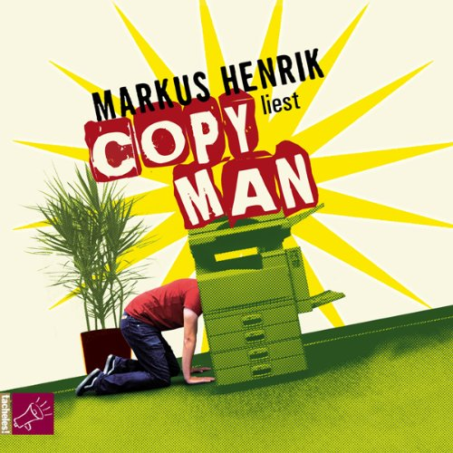 Copy Man Titelbild