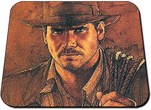 Indiana Jones Harrison Ford B Tappetino per Mouse Mousepad PC