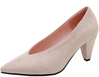AbbyAnne Women Fashion Mary Janes Spring Shoes