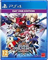 Blazblue Cross Tag Battle Special Edition (PS4) (輸入版)
