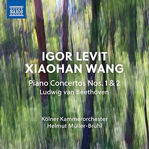 Igor Levit, Xiaohan Wang, Kölner Kammerorchester & Helmut Müller-Brühl