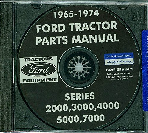 ford 2000 tractor manual - 8