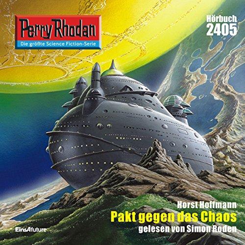 Pakt gegen das Chaos (Perry Rhodan 2405) Titelbild