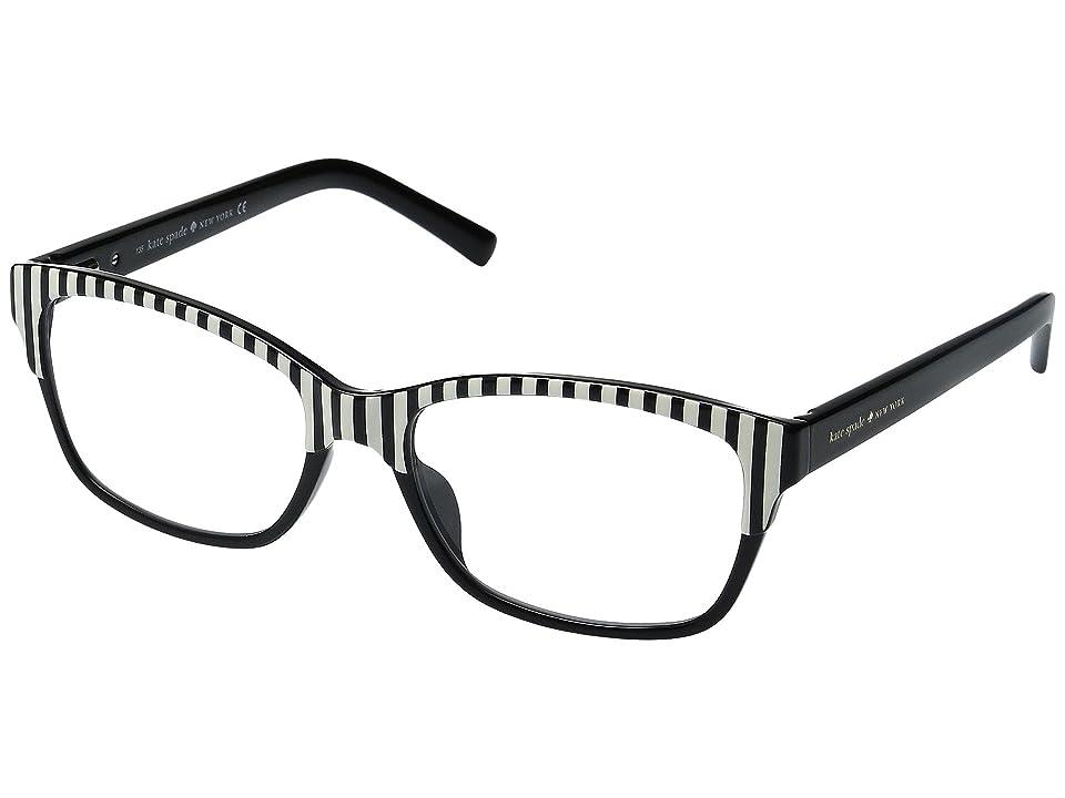 Kate Spade New York Tenille (Black) Reading Glasses Sunglasses