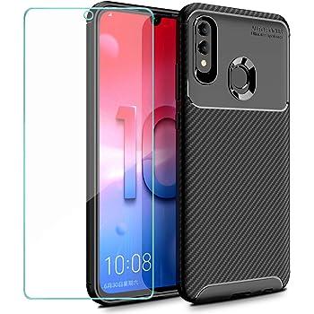 Wanxideng - Funda Huawei P Smart 2019/Honor 10 Lite + Protectore ...