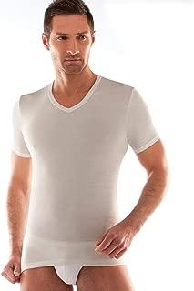 V-COLLO SOTTO CAMICIA pure cotton-colore a scelta Bruno Banani 2 Pack T-shirt