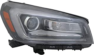 New Replacement Driver Side Headlight Assembly For GMC Acadia Limited OEM Quality