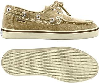 Superga - Zapatillas de Vela de Ante para niño