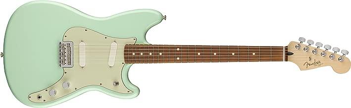Fender Duo-Sonic - Surf Green with Pau Ferro Fingerboard