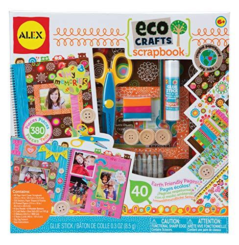 Alex Craft Eco Crafts Scrapbook