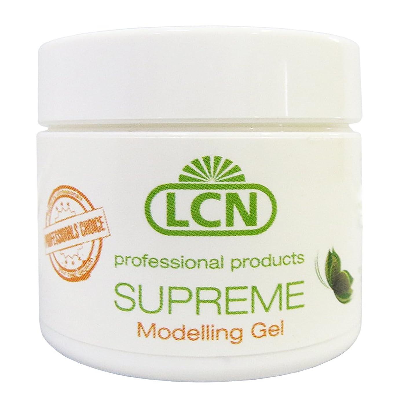 ストライク簡略化する適応するエルシーエヌ(LCN) LCN サプリーム モデリングジェル 15ml