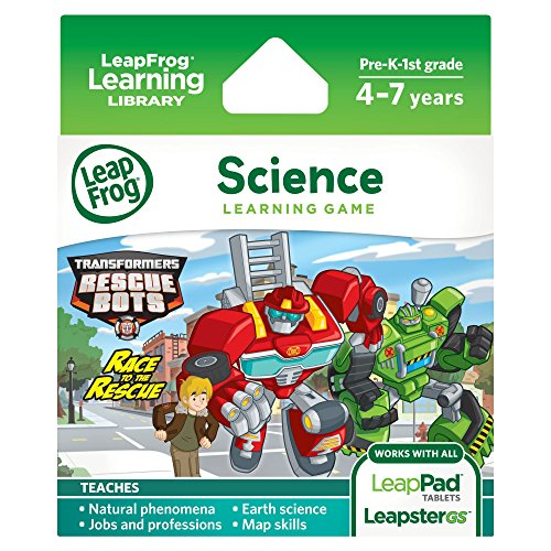 LeapFrog – Explorer – Learning Game – Transformers – Edition Anglaise (Import Royaume-Uni)