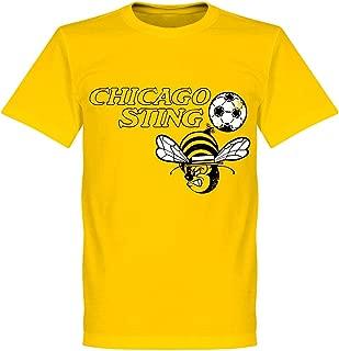 Retake Chicago Sting T-Shirt - Yellow