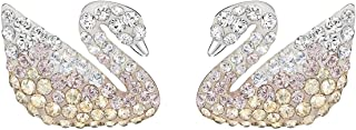 DYD Women's Iconic Swan Earrings Crystal Jewelry embellishedwithcrystalsfromAustria for Women Valentine's Day Gifts fo...