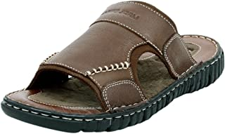Maplewood Ripon Brown Casual Slipper for Men