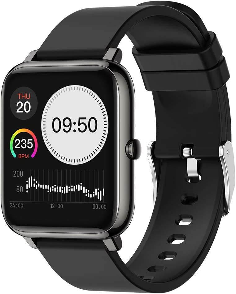 FHX Smart Watch; Touch Screen Speaker with Ra Ranking New product!! TOP7 Heart Watch