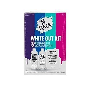 N Rage Bleach & Toner Kit
