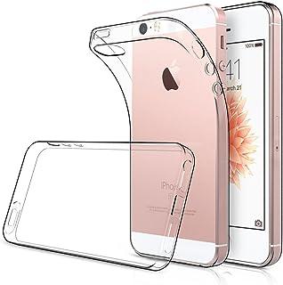 5bc6ff81b00 Simpeak 2 Packs Funda para iPhone 5S / SE, Funda iPhone SE Carcasa iPhone 5S