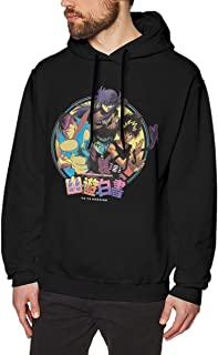 Yu Yu Hakusho Mens Long Sleeve Sweatshirts Men Hoodies Black